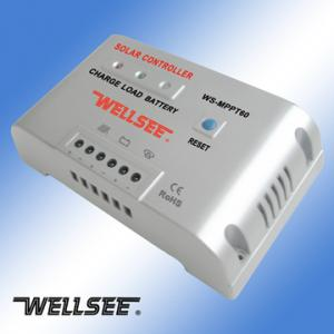 WELLSEE WS-MPPT60 40A 12/24V solar battery charge controller