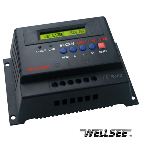 Ws C4860 80a Wellsee Solar Charge Controller Charge