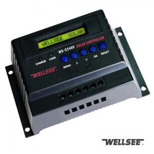 WELLSEE WS-C2460 40A 12/24V PV System Controllers