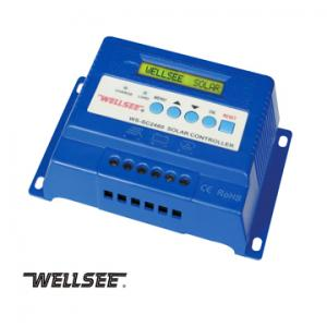 Wellsee WS-SC2460 60A 12/24V three-stage solar charge and discharge controller