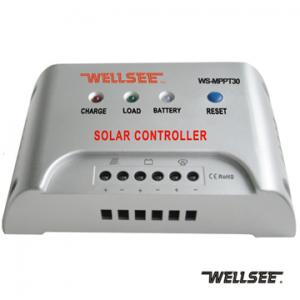 WELLSEE WS-MPPT30 20A 12/24V solar panel controller