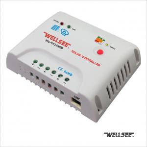 WS-SC2430M 30A  Wellsee  remote solar controller