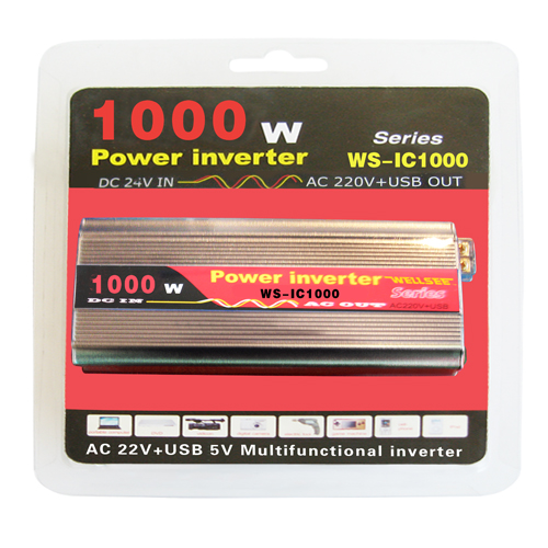 Wellsee Ws Ic1000 1000w High Frequency Voltage Inverter